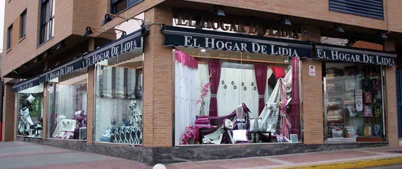 El hogar de lidia parla - Tienda de cortinas madrid ...