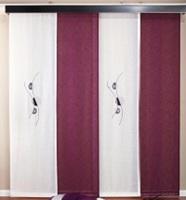 Textil para el hogar en Madrid. Paneles japoneses